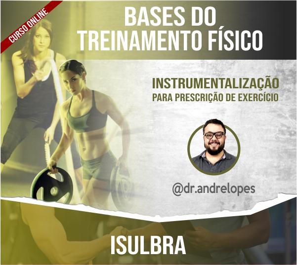 Curso para Bases do treinamento físico - Módulo 1