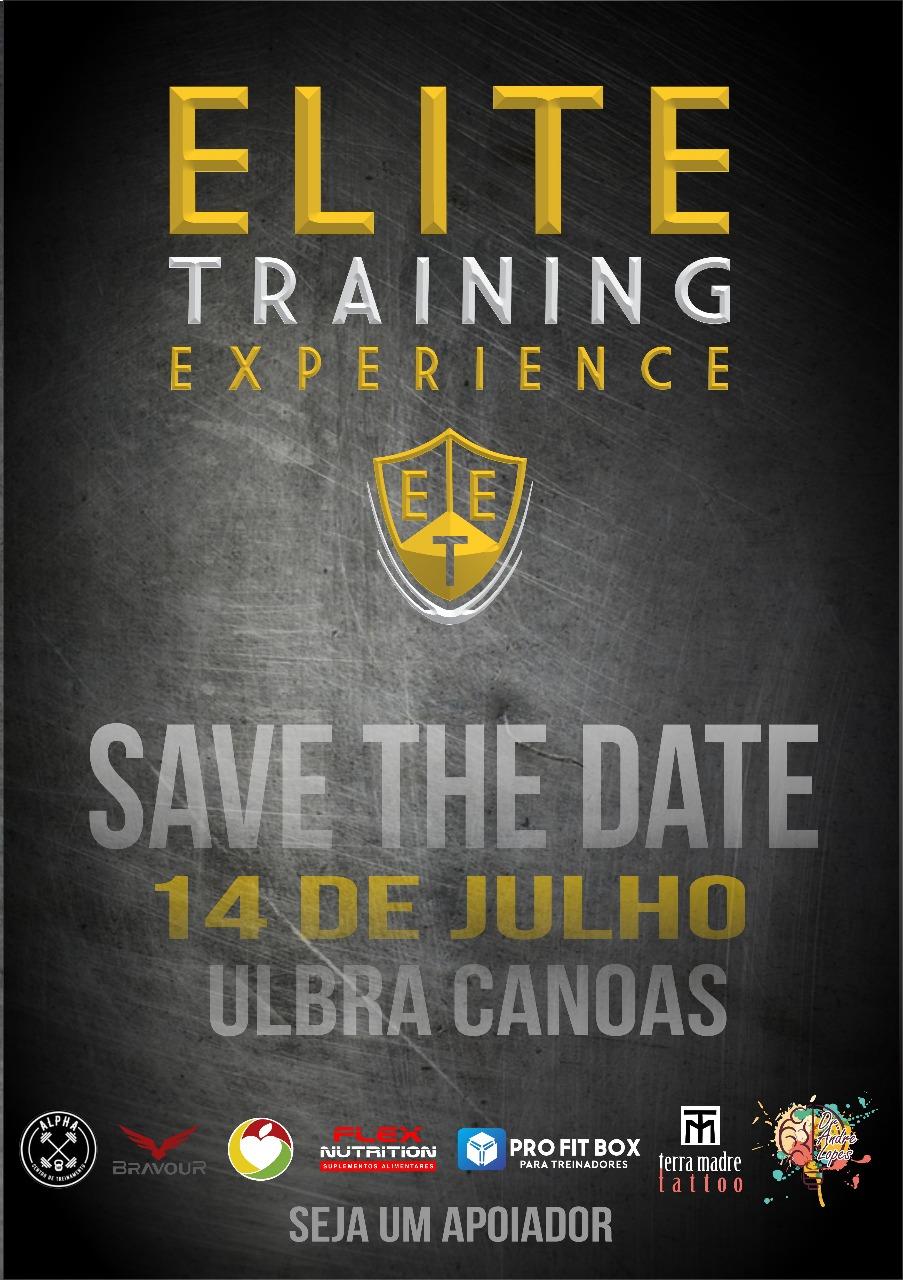 Curso para ELITE TRAINING EXPERIENCE - ULBRA CANOAS 14 DE JULHO