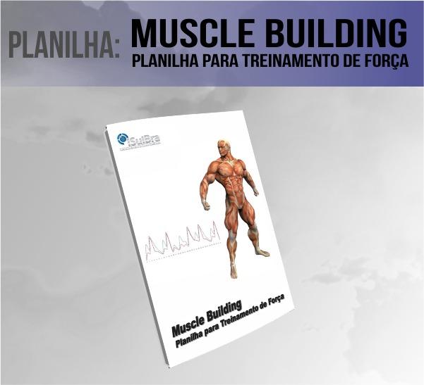 Curso para Planilha para Treinamento de Musculação