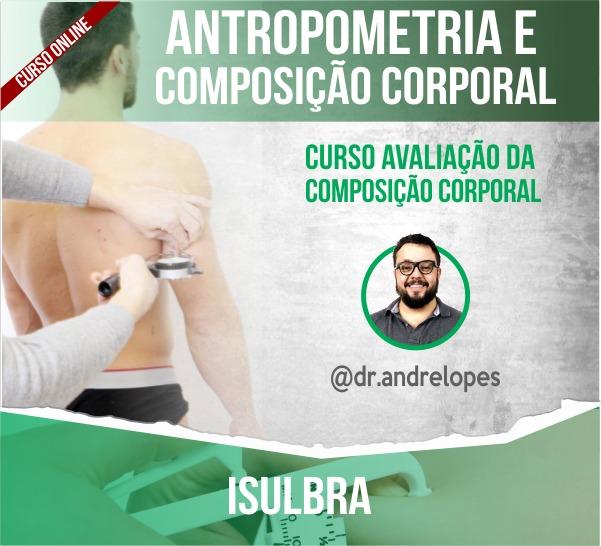 Curso para Antropometria - Composição Corporal - Curso on-line