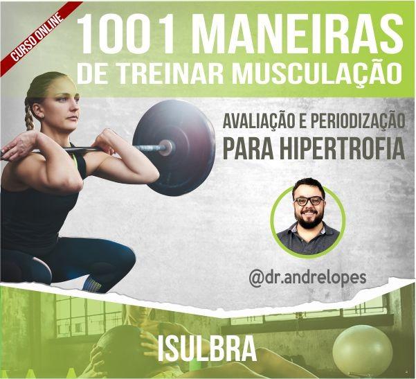 Curso para Como prescrever treinamentos de musculação?